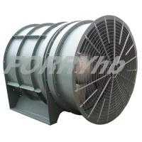 DTF series Tunnel Ventilation Fan axial fan with cast aluminium impeller Manufactures