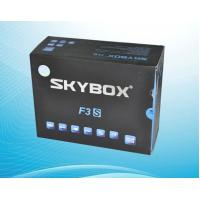 Original Skybox F3S HD Satellite Receiver supporting GPRS+HDMI+WIFI+Youtube+CCCam Manufactures