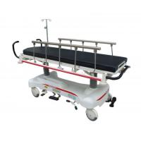 Electric Emergency Stretcher Trolley Full Length 2120mm Easy Operation Adjustable