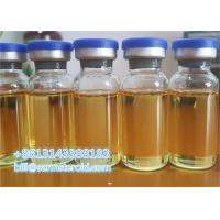 China Lab Customized Blend Steroid Liquid Testosterone Sustanon 300mg/Ml For Muscle Mass on sale