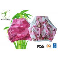 All In One Bamboo Training Pants , Multi Functional Baby Potty Training Pants Manufactures