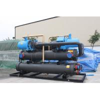 Cheap Residential Air Conditioning Heat Recovery Unit Screw Water Cooled Chiller 90 -170 Tons for sale