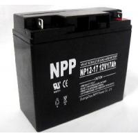 Rechargeable Battery 12V17ah (CE, UL, ISO, SGS) Manufactures