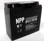 UPS Battery (NP12-17Ah 12V 17AH) Manufactures