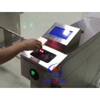 Buy cheap Durable Ticket Management Systems Cellphone Barcode Or Paper Ticket Code Reading from wholesalers