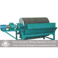 Cheap Wet High Intensity Magnetic Separator , Magnetic Separation Machine for sale