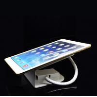 COMER Tablet pc anti-theft alarm Display Metal stands holders mounts with charging Manufactures