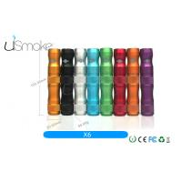 1300mah Battery 510 Electronic Cigarette Kamry X6 Kit With 3.0ml Atomizer Manufactures