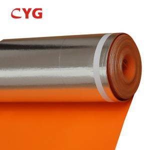 Construction Heat Insulation Foam WPC SPC PVC Flooring PE foam Cork Underlayment Manufactures