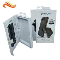 Buy cheap Phone case packing box with hanger / magnet electronics packaging box with from wholesalers