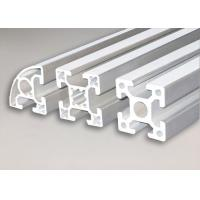 6061 T5 T6 Industrial Aluminium Profiles Aluminum Extruded Sections Anodize Surface Manufactures