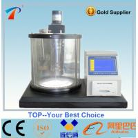 China Model VST-2000 oil Viscosity Tester, GB265-88, G1814, ASTMD445, IP71 and other standards on sale