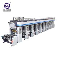 Computer Color Gravure Printing Machine Register Doctor Blade SLAY-D Manufactures