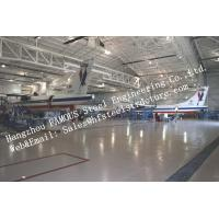 Quality Water Proof Insulated Prefabricated Steel Structure Aircraft Hangar For Private for sale