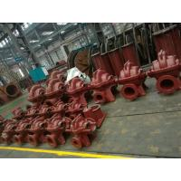 Energy Saving Double Suction Centrifugal Pump For Urban Water Supply Manufactures
