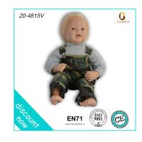 Quality silicone baby doll/silicone real baby doll life size/reborn lifelike baby dolls for sale
