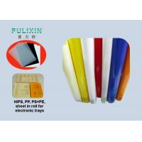 High Glossy Polypropylene (PP) Plastic Sheet for Vacuum Forming Package Manufactures