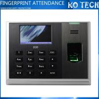 S30 TCP/IP Biometric Fingerprint Time Attendance Manufactures