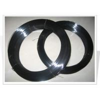 Continuous Coils Drawn Iron Black Annealed Iron Wire , Mild Steel Manufactures