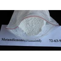 Cheap CAS 72-63-9 Dianabol Methandrostenolone Muscle Building Steroids White Crystalline Powder for sale