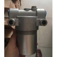Excavator Hydraulic Pilot Filter Spare Parts Ensuring Proper Lubrication Wear Resistant Manufactures