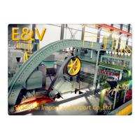 China 8mm Copper Rod Casting Machine / Big Capacity Continuous Caster For Copper Rod on sale