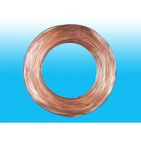 Double Wall Steel Strip Air Conditioning Copper Tubing 4.76 * 0.5 mm Manufactures