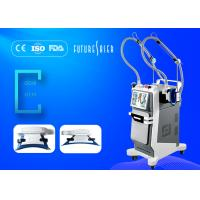 Durable Whitening / Body Slimming Equipment Metal Shell With 2 Working Handle Manufactures