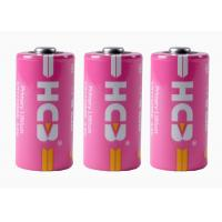 Cheap CR123ASE/CR17335SE Primary Lithium Manganese Dioxide Batteries 800mAh for sale