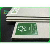 High Strength 1.0mm 1.2mm 640 * 900mm Book Binding Board For Arch File Manufactures