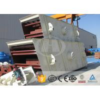 4kw Industrial Vibrating Screen Low Power Consumption Simple For Quarry Manufactures