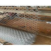 Standard Galvanised Chain Link Fencing , Thickness 2.5mm PVC Coated Welded Wire Fencing Manufactures