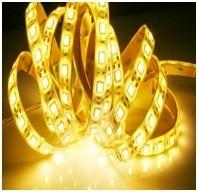 72w Silicone Waterproof SMD 5050 Flexible Led Strip Light With Yellow, Warm White CCT Range Manufactures