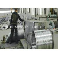 Q195 Zinc Coated Electro Galvanized Baling Wire Low Carbon 25kg - 500kg / Roll Manufactures