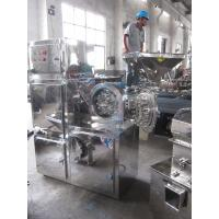 High Processing Capacity Stainless Steel Grinding Machine , Low - Noise Manufactures