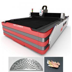 700 Watt Stainless Steel Fiber Laser Cutting Machine 0.2mm - 10mm Cutting Thickness