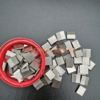 Tungsten Carbide Saw Tips for Tct Circular Saw Blades / Tungsten Carbide Wood Cutting Tools Hardmetal Tips Manufactures