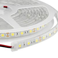 Waterproof White Ip67 High Bright Flexible 5050 Rgb Led Ribbon 110V - 240V Manufactures
