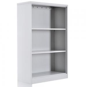 1400MM KD Vertical Storage Cabinets Without Doors Manufactures