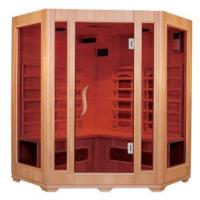 Infrared Sauna Room with 4people Manufactures