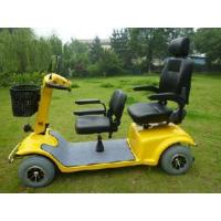 China Model Double Seat Mobility Scooter (J60FL-D) on sale