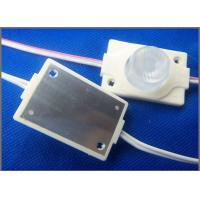 3030led injuction module with lenz 1pcs led modules 12V 1.5W Manufactures