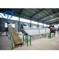China 2018 food standard tapioca starch extraction machine professional factory cassava processing plant on sale