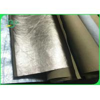 Water Resistance Reusable Colorful Washable Kraft Paper For Storage Bag Manufactures