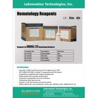 Reagents for DREW hematology analyzers Manufactures