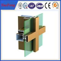 Good Quality Aluminum Frame to Make Doors and Windows from China Factory