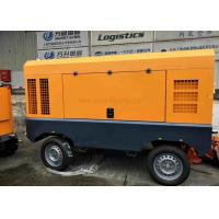 High 300 Psi Portable Screw Air Compressor Piston 5150kg Weight 1 Year Warranty Manufactures