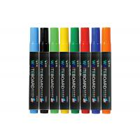 Office School Smart Board Accessories / Glass Board Markers Low Odor Manufactures