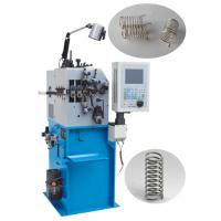2 Axis Control Coil Spring Machine Unlimited Feeding Length For Tapered Springs