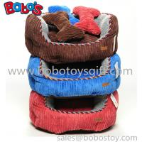 Hote Sale Pet Products Plush Material Pet Dog Bear In 3 Colors Manufactures